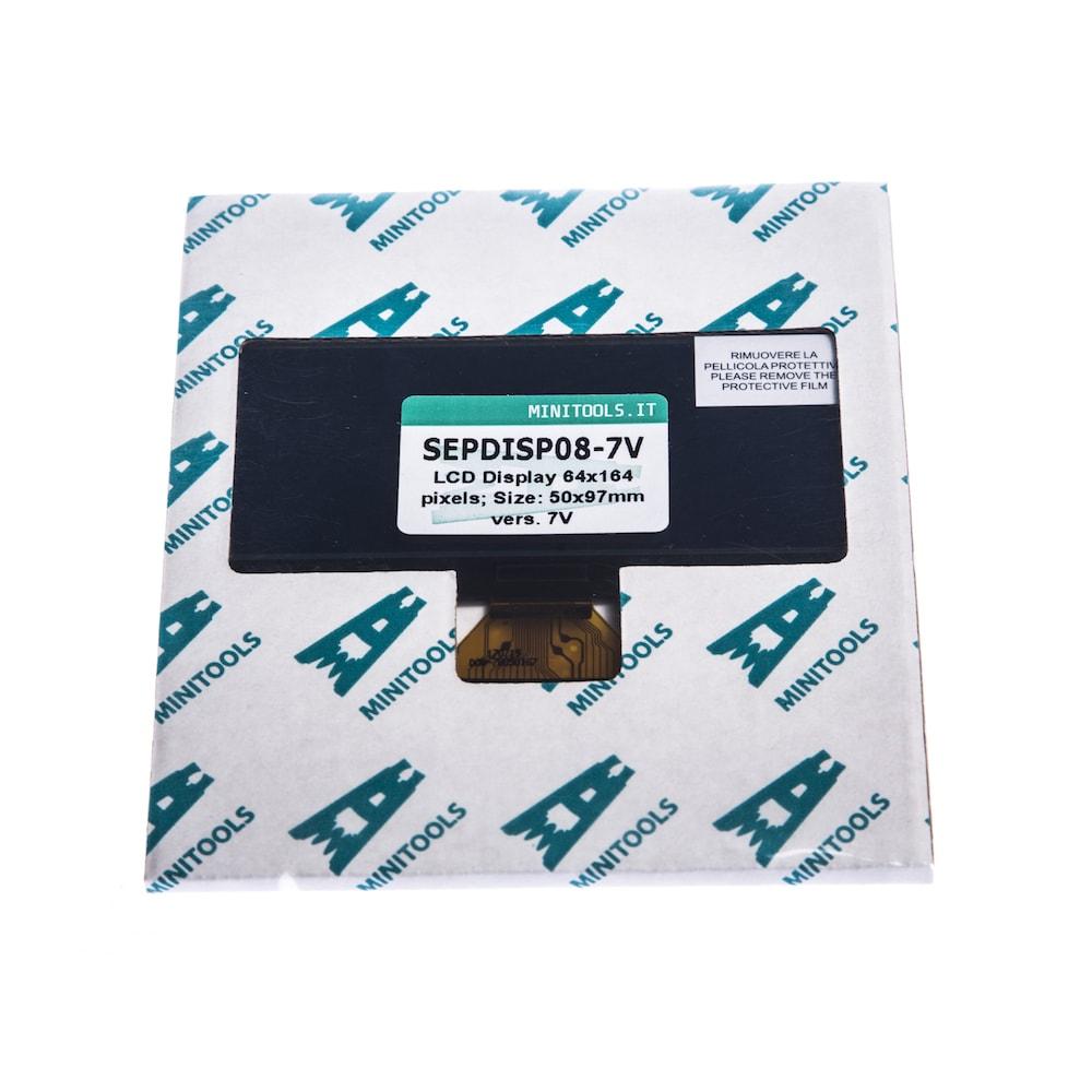 SEPDISP08-7V Yol Bilgisayarı Ekranı