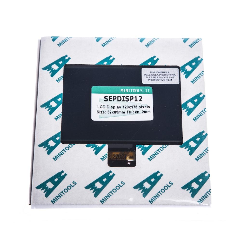 SEPDISP12 Yol Bilgisayarı Ekranı