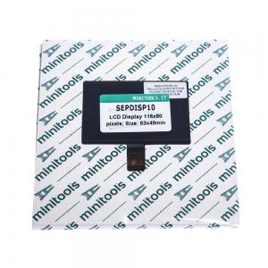 SEPDISP10 Dashboard Display